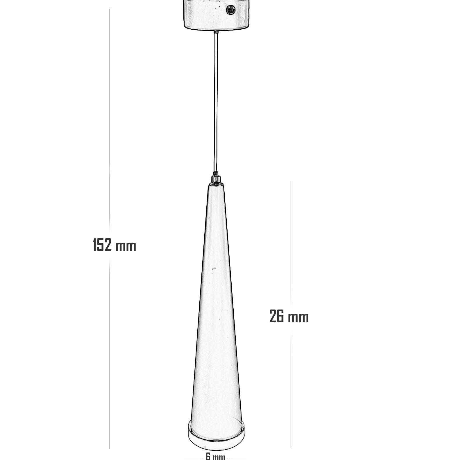 Cono Luce Faretti Led details about lamp modern pendant hanging led 7w gu10 bar restaurant  aluminum black