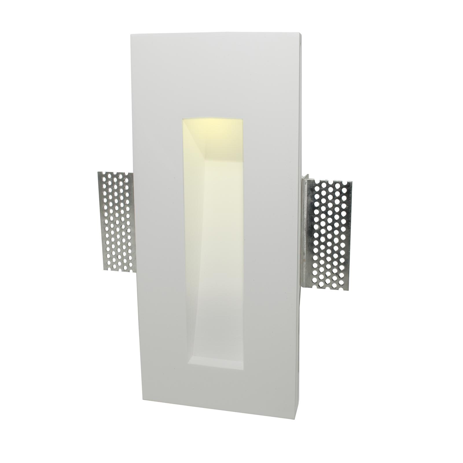 Faretti Incasso Di Gesso luci segnapassi per interno - - segnapassi led ottica