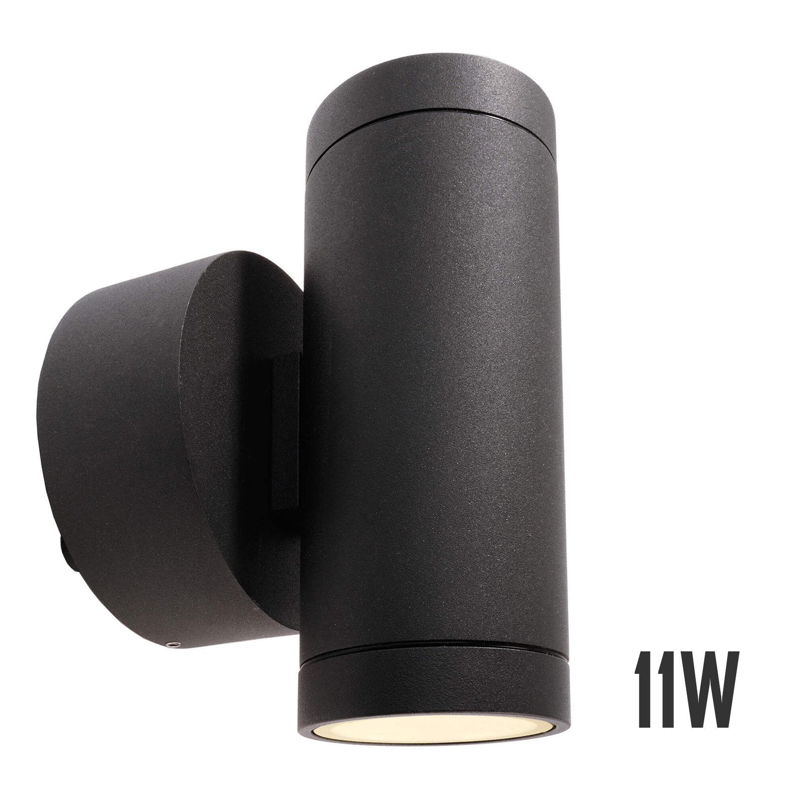 Applique LED 11W lamp wall outdoor double emission light 3000K 795lm IP55
