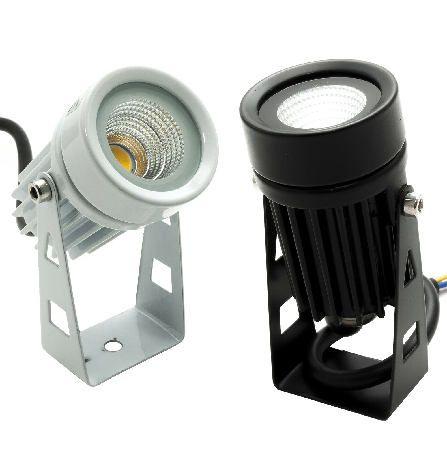 Spotlight LED spot bracket adjustable 3.5 W outdoor garden light wall IP65 230V
