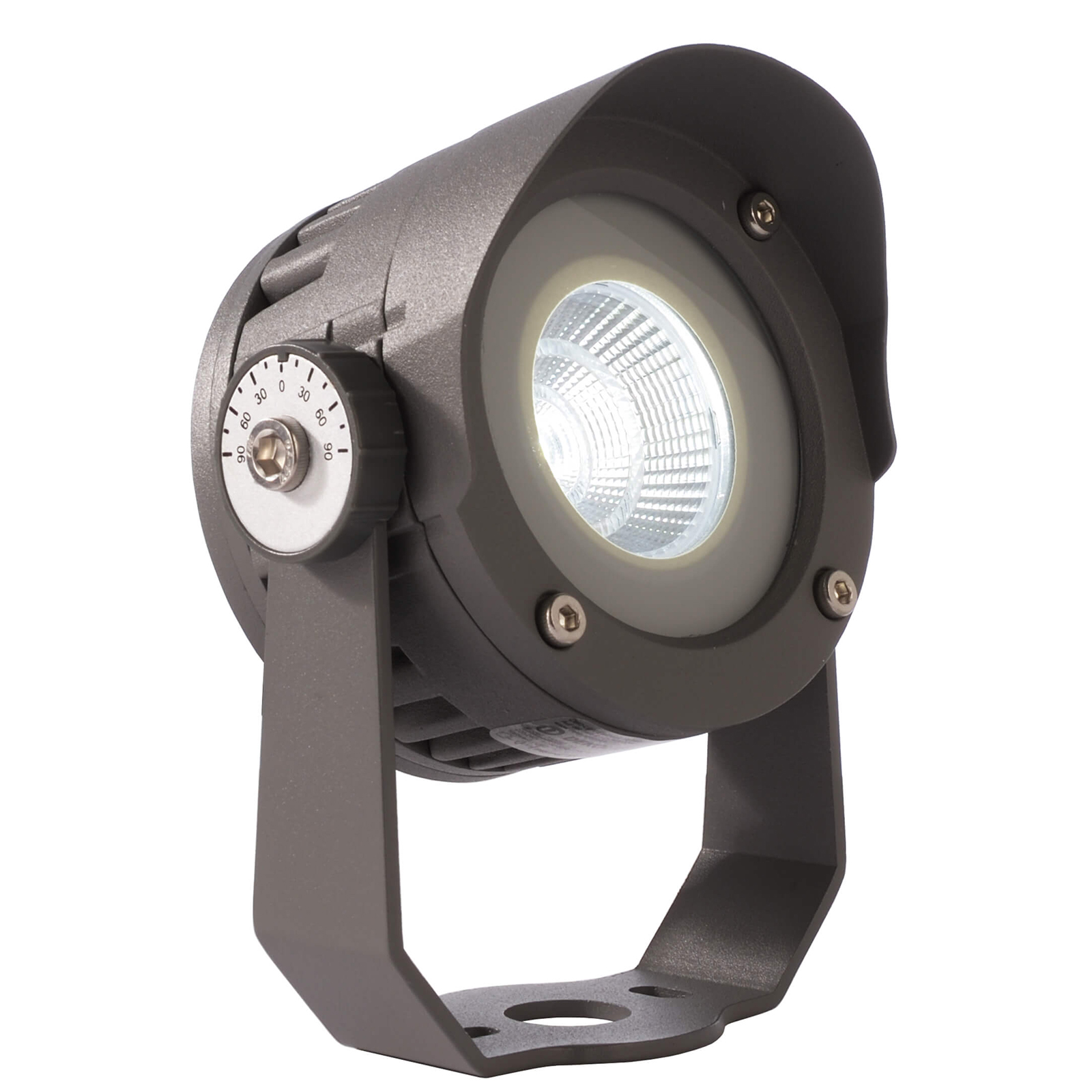 Outdoor spotlight LED 7W headlight spot adjustable IP65 garden light plants tables