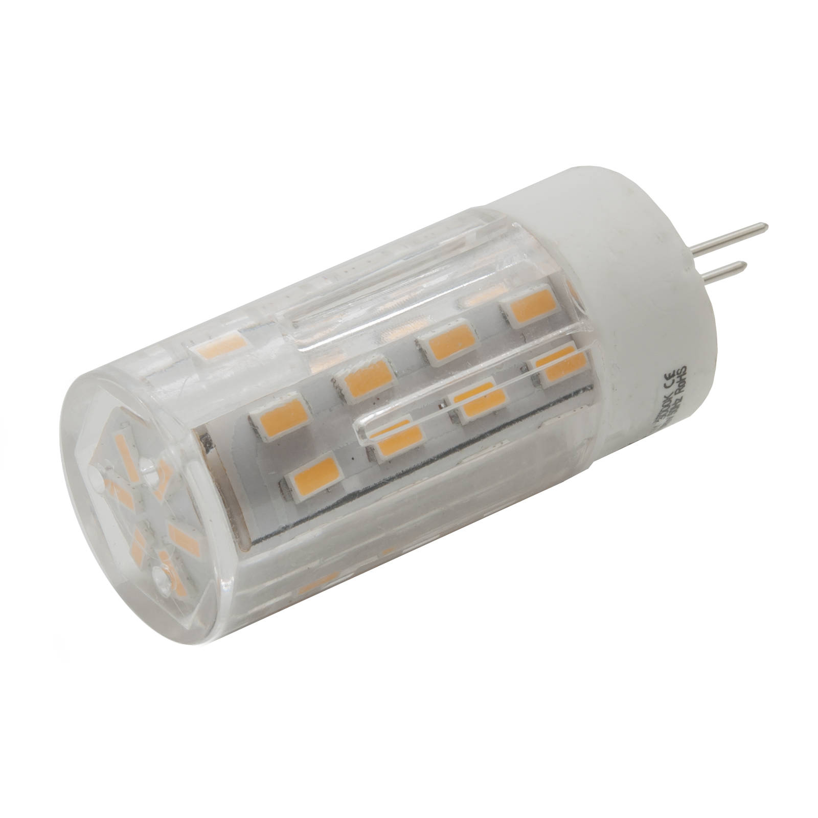 LED lamp from attack G4 5W yield 45W warm light 3000k bulb low consumption 230V