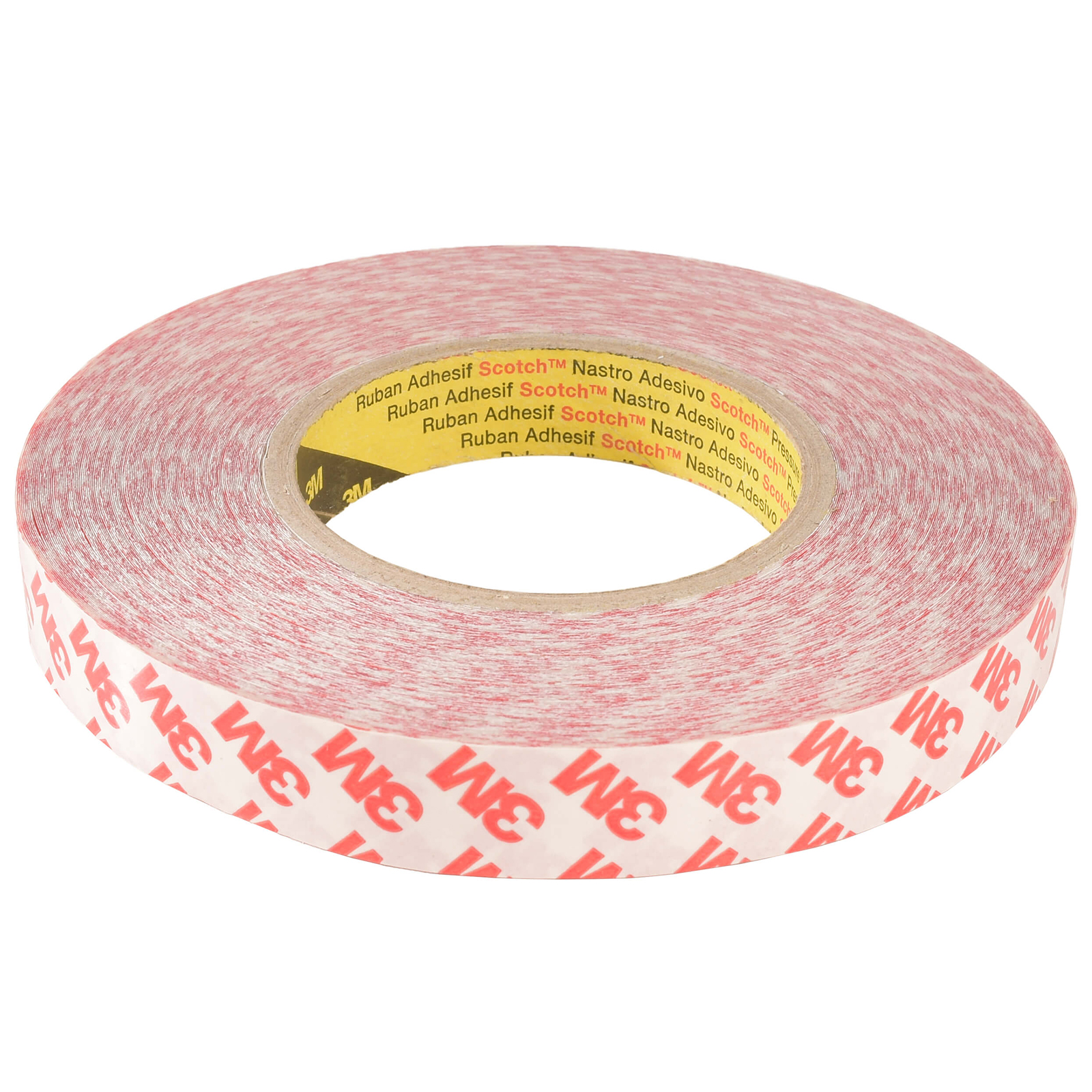 Spool 50 metres of double-sided adhesive 3M double-sided adhesive LED strips profiles resistant 20mm