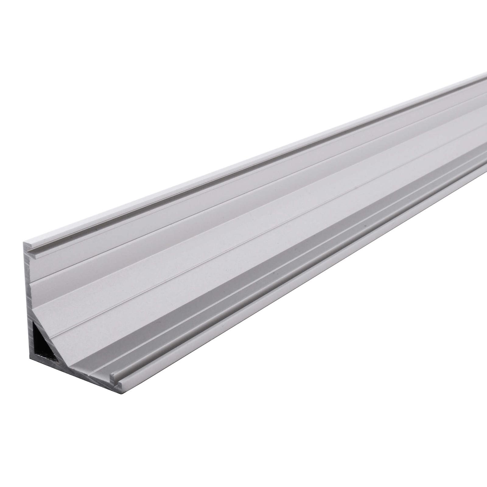 Profilo Angolo fino a 3/m in alluminio alluminio L profilo profilo in alluminio angolare profilo in alluminio