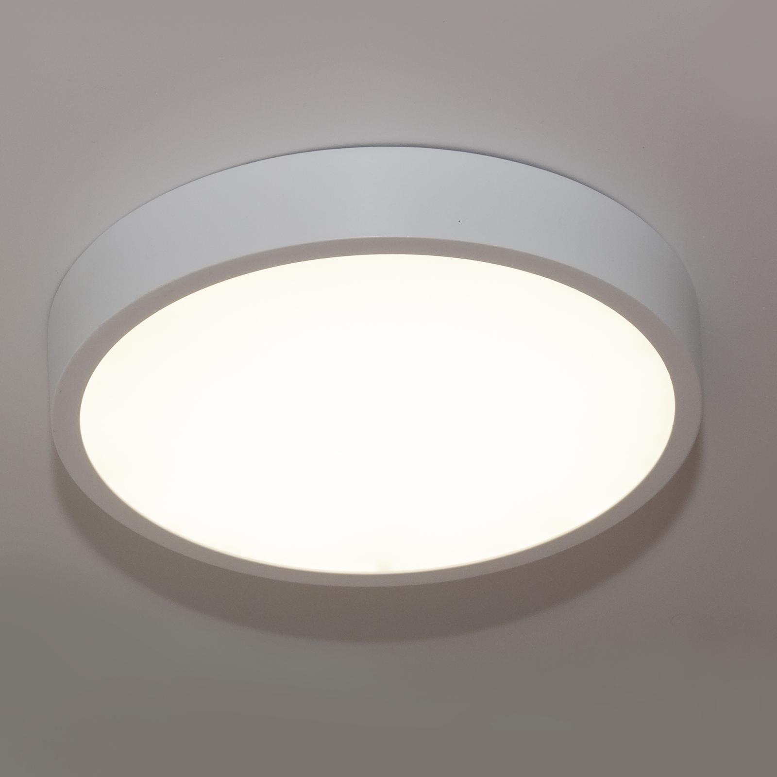 Illuminazione Bagno A Parete plafoniera tonda led 24w luce 4000k lampada parete soffitto resa 240w 1902lm