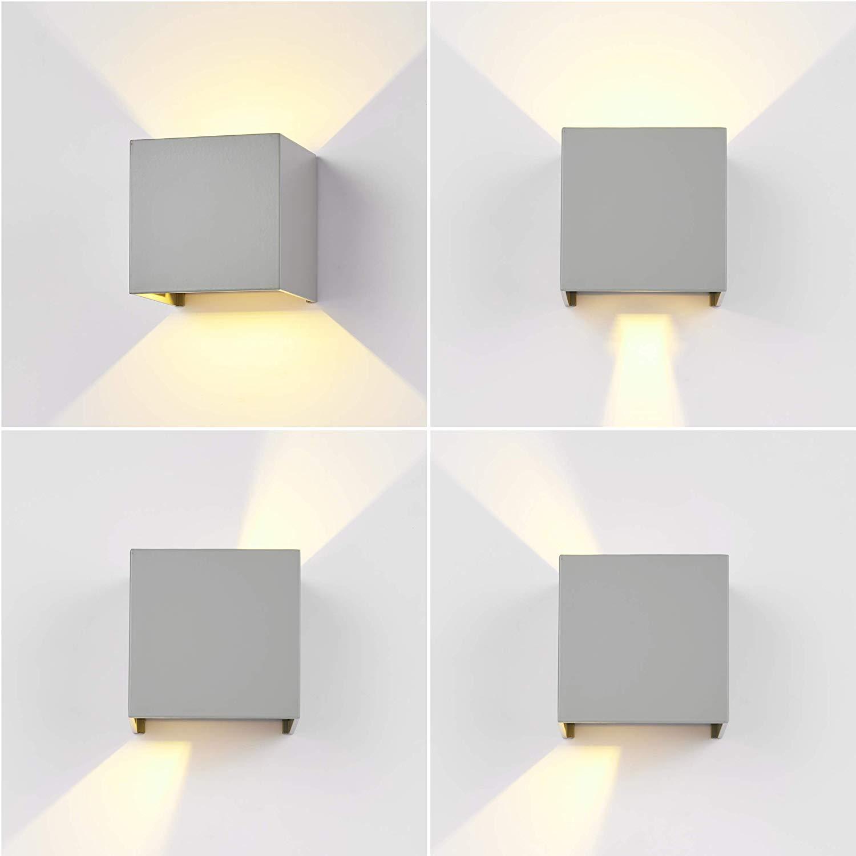 Lampade Per Porticati Esterni applique lampade led da esterno a parete - - lampade da
