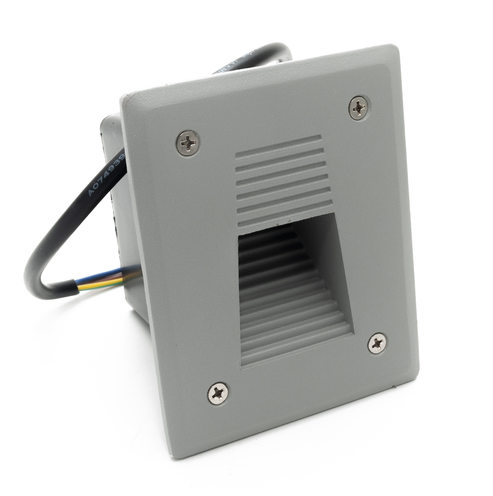 Path indicators external LED 2W low consumption flush-mounted wall wall garden-6000K IP65