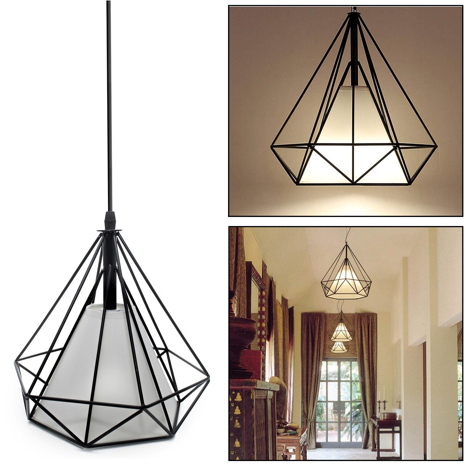 Lampade Pendenti Sospensioni Moderne Lampada A Sospensione Design Moderna Paralume Tessuto Led 18w Luce Tavolo