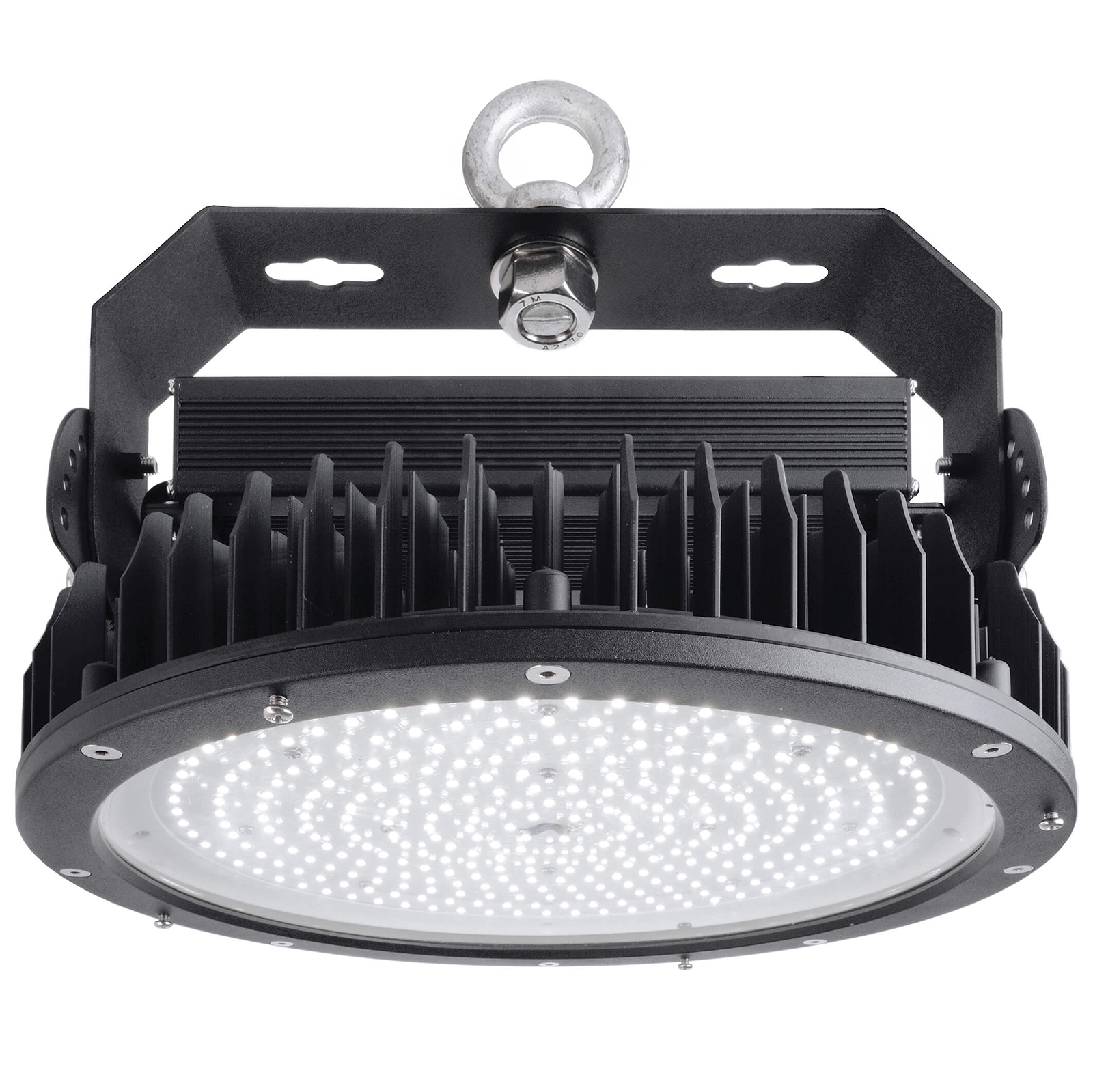 The suspension of the industrial lighthouse LED 288W light garage parking 390000lm 5000K 230V