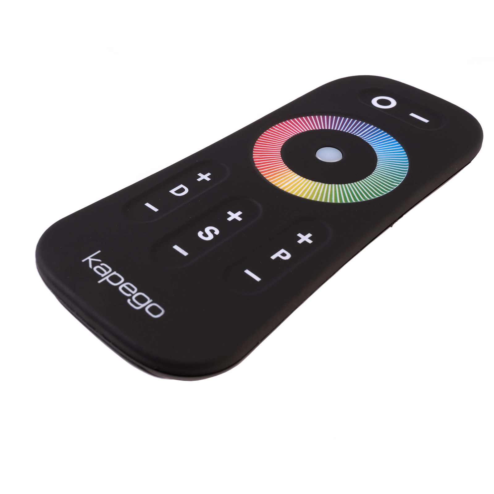 Touch remote RF RGB remote control for power strips multi-color LED