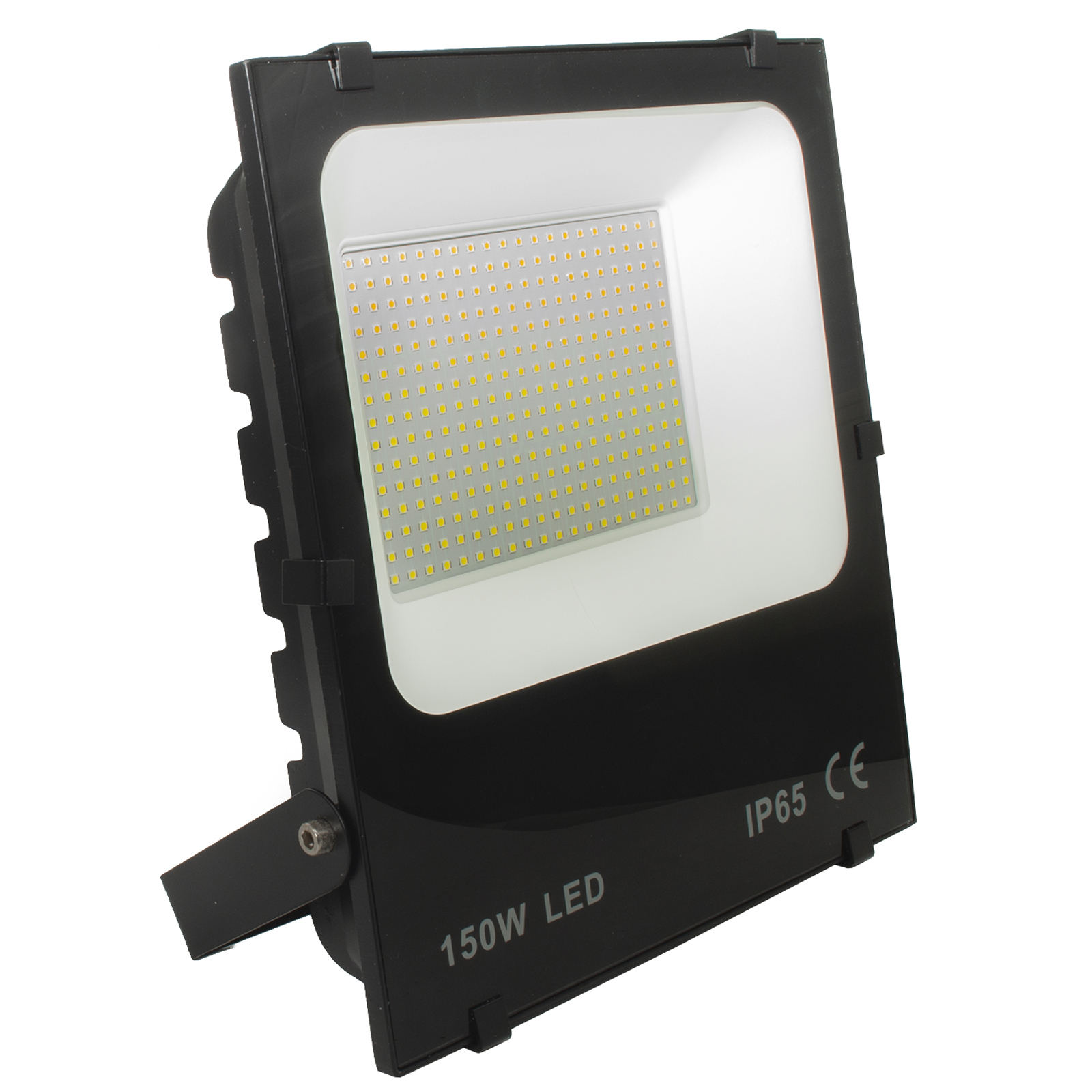 Waterproof slim LED floodlight 150W lights for garden garage 15000lm IP65