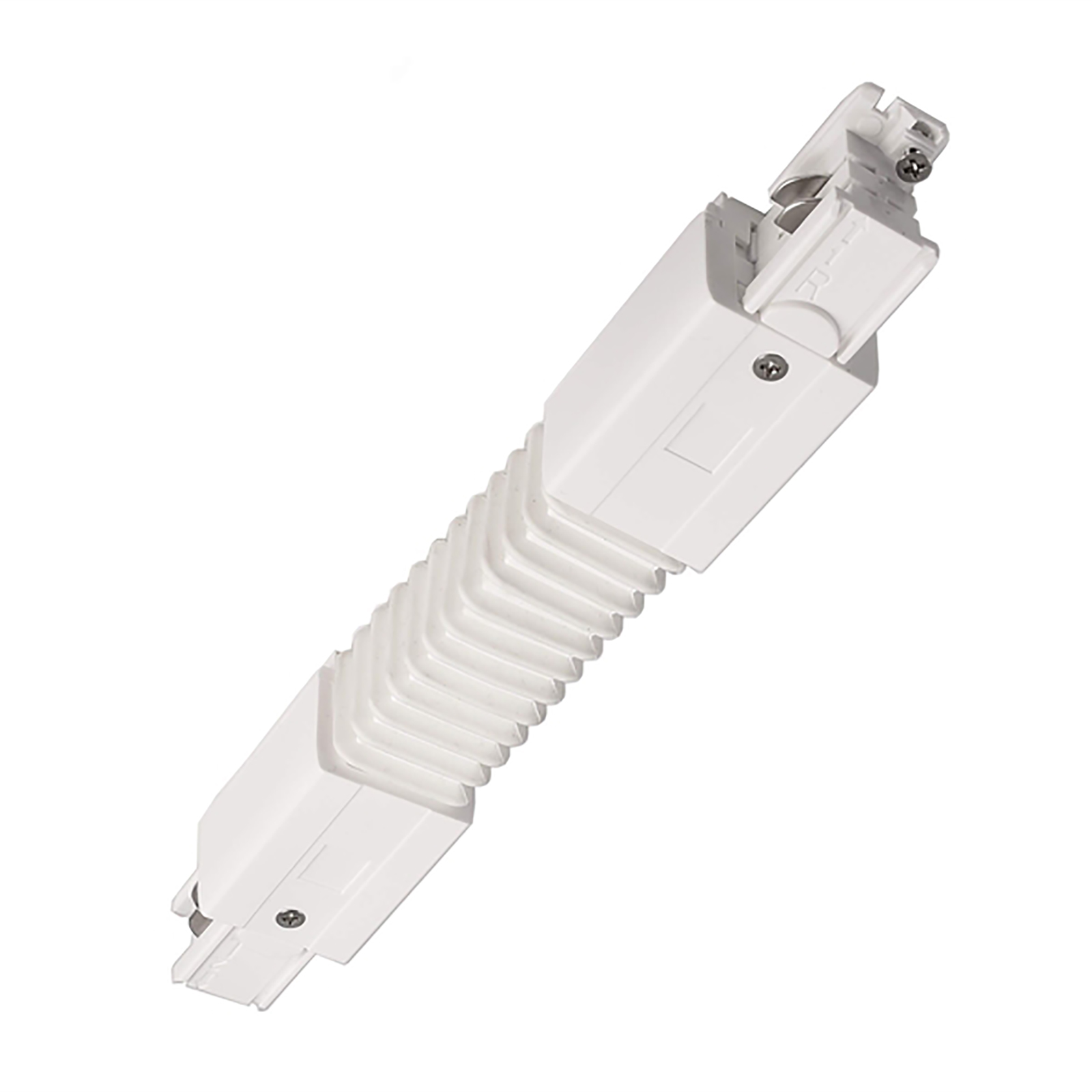 Connector flexible binary three-phase flexible connectors and power rails 3-phase