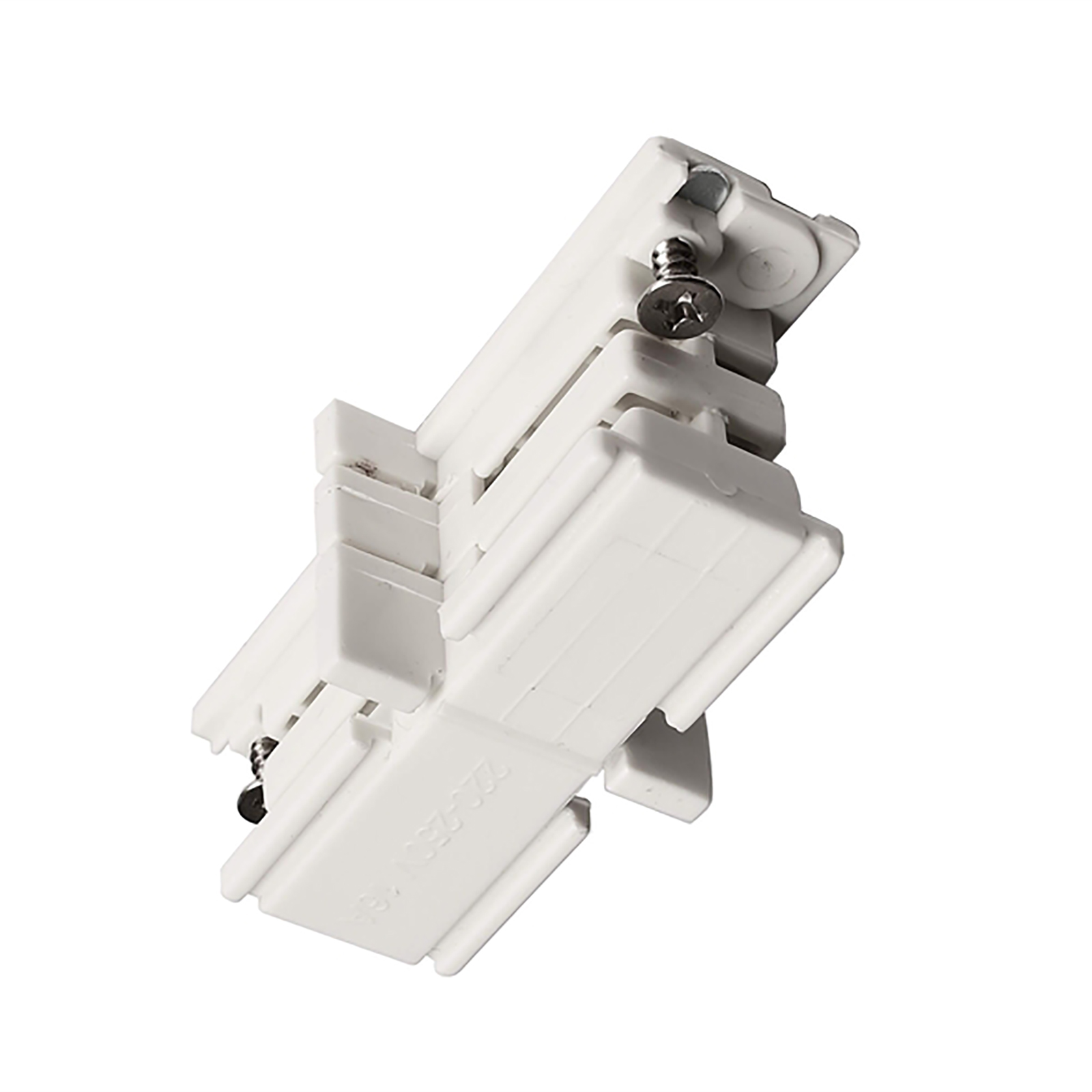 Electrical connector for 3-phase system D Line 230V three-phase binary joint
