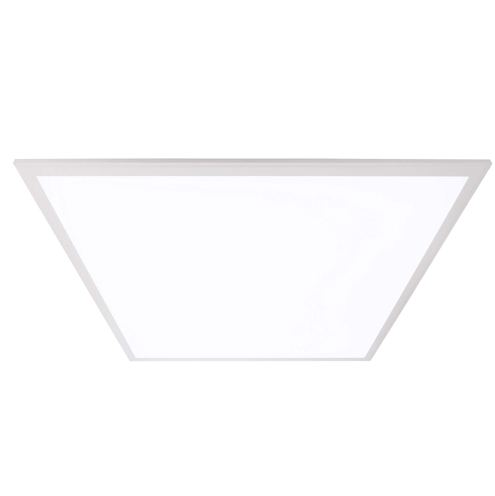 40W slim square recessed LED panel 120x30 3 in 1 light from 3000K to 5500K 230V