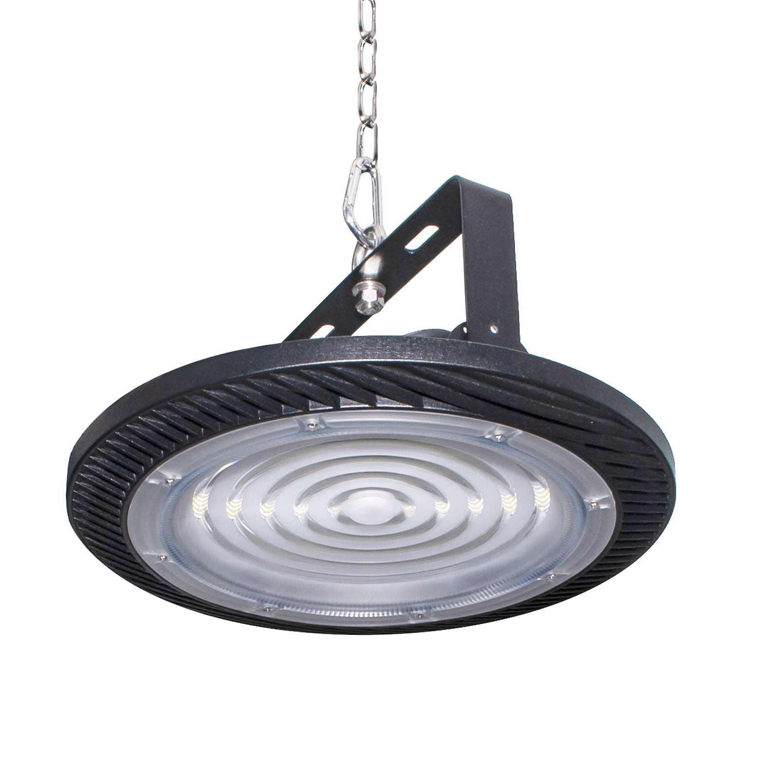 Faro LED industrial suspension pendant 200W light shed 24000lm 6500K IP65
