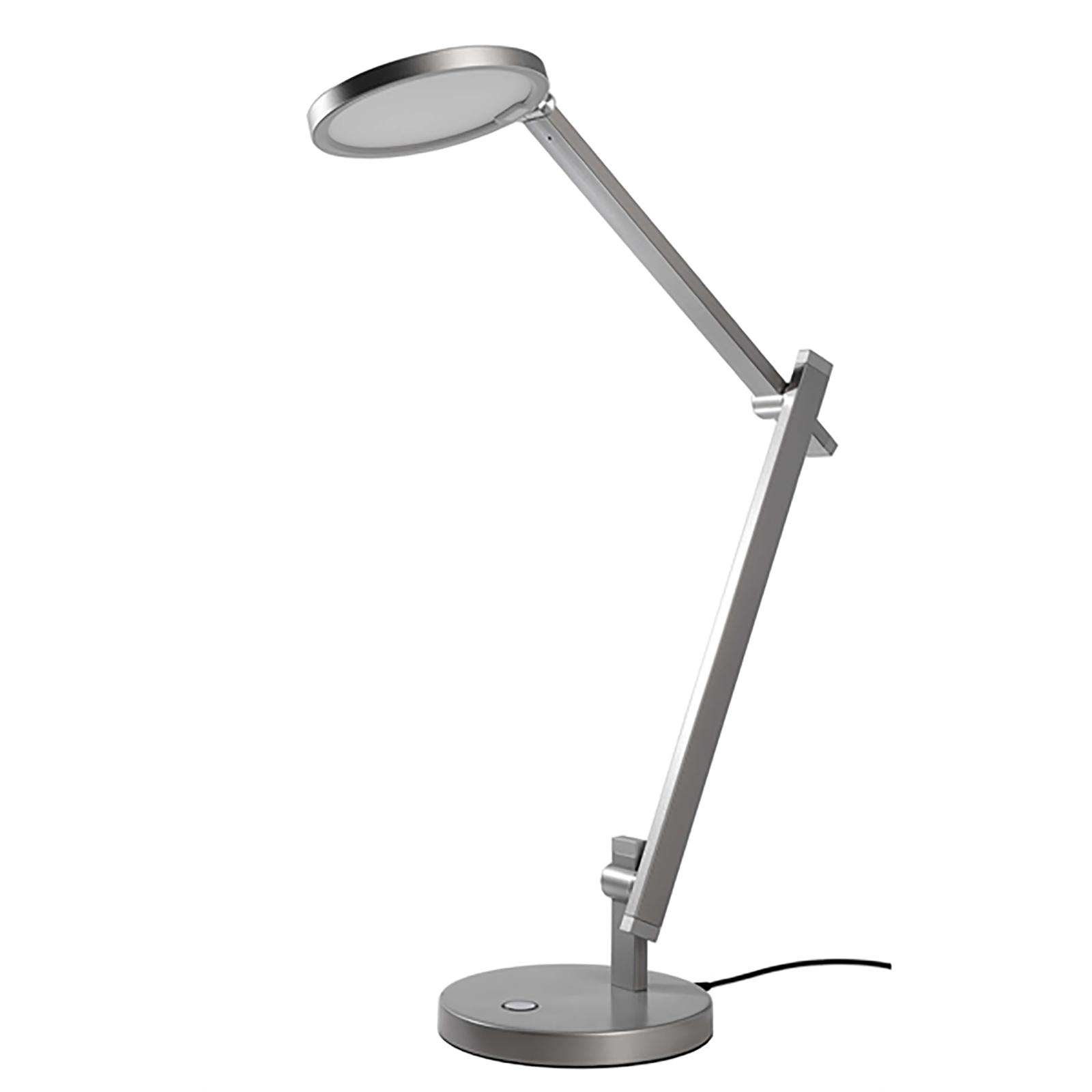 Illuminazione Tavolo Lampade Da Ufficio Piantane Lampada Da Terra Lampada Tavolo Moderna Led 12w Luce Scrivania Touch Dimmerabile 3000k 230v