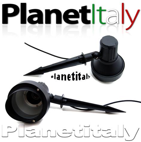 cellula - f aretti proiettori giardino - planetitaly - faro ... - Faretti Orientabili Per Esterno