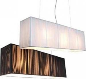 Lampadario a sospensione stile moderno a 3 luci led 27W resa 250W luce ...