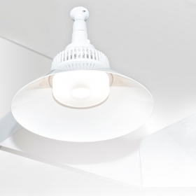 Cappellone led industriale rif