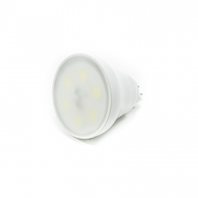 Lampada led gu5.3 12Vdc MR16 4