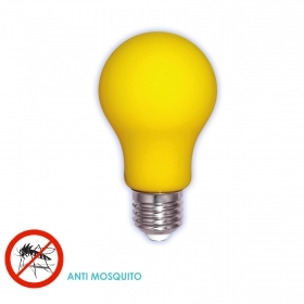 Lampadina LED insetticida anti-zanzara luce 5W yellow light pest control