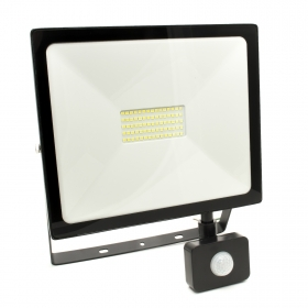 Led floodlight 50w SMD slim mo