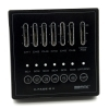 Control unit controller 6 channel 6 scenes led rgb 12-24V dimmer DMX 512 remote control