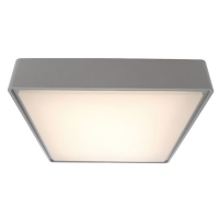 Ceiling light with external led 16w