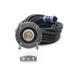 Led spotlight diving IP68 10W 24V stainless steel swimming pool light hot 670lm cable 10m
