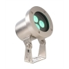 Spotlight 3 led dive IP68 10W 24V stainless steel pool fountain 280lm RGB
