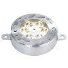 Headlight IP68 12W led 24Vdc dive underwater light, swimming pool fountain pond stainless steel