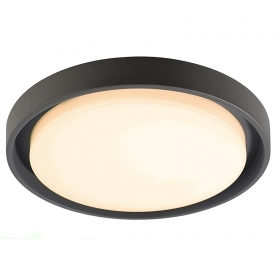 Ceiling light led outdoor 30w round ceiling wall aluminum IP54 2300 lumens