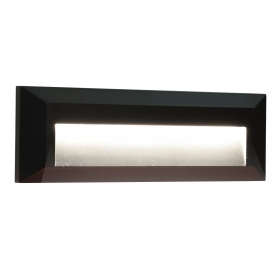 Spotlight marks distance to external wall-mounting IP65 natural light 4000k 3.5 w 230v