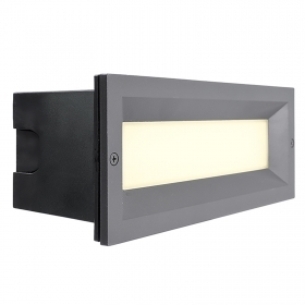 Led light segnapassi avenue path spotlight recessed wall 12W IP65 12 LED 230V