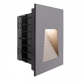 Led spotlight path indicators vertical optical IP65 power 7w recessed wall-stairs