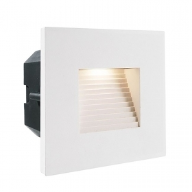 Led spotlight path indicators light path for external IP67 230V recessed wall scale