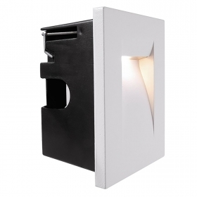 Spotlight marks steps led external 3.6 W recessed light warm vertical IP65 230V