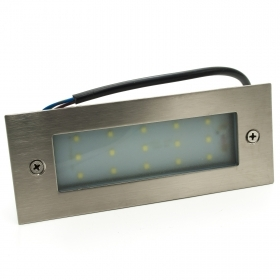 Spotlight recessed 15 led marks distance marks avenue warm light 4W external 220v ip65