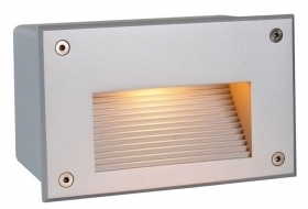 The external light path indicators IP65 led viale scala trail 5w lamp G9 230v recessed