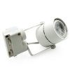 Spotlight track single-phase rail white LED spot light 7W GU10 interchangeable RGBW