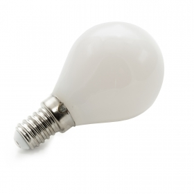 LED bulb lamp mini globe E14 glass light 360 degree 4W 400 lumen 230V warm light