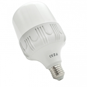 Led lamp E27 30W yield 200w 2700lm lighting large areas, turbo led