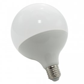 Led lamp globe bulb E27, power 20w 1800 lumen diffused light 265V