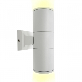 Wall sconce double lamp spotli