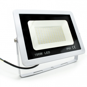 Outer headlamp 120 led floodlight 100W IP65 garden lighting shop slim
