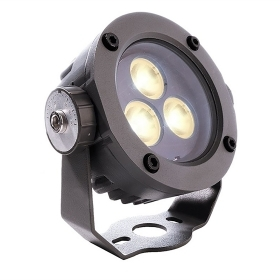 Spotlight with bracket floodlight IP65 24Vdc angle 20 degree led spot light 6w