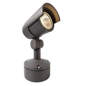 Spotlight base fixing led 10w outdoor IP65 spot 45 degrees light 3000k 230v