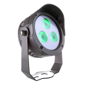 Spotlight outdoor spot led 14w 30-degree full color LED RGBW dmx 24v rgb 3000k IP65