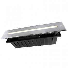 Lighthouse 20 led outdoor IP67 walkable recessed ground rectangular 5w 3000K