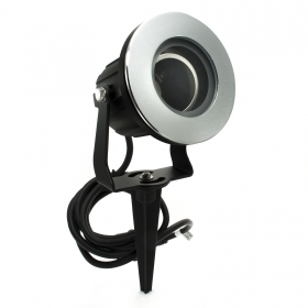 Lighthouse spotlight garden swivel picket lamp gu10 220V IP65 segnapassi